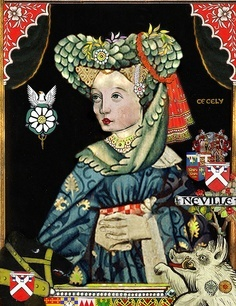 Biography: Cecily Neville, Duchess of York – Adventures of a Tudor Nerd