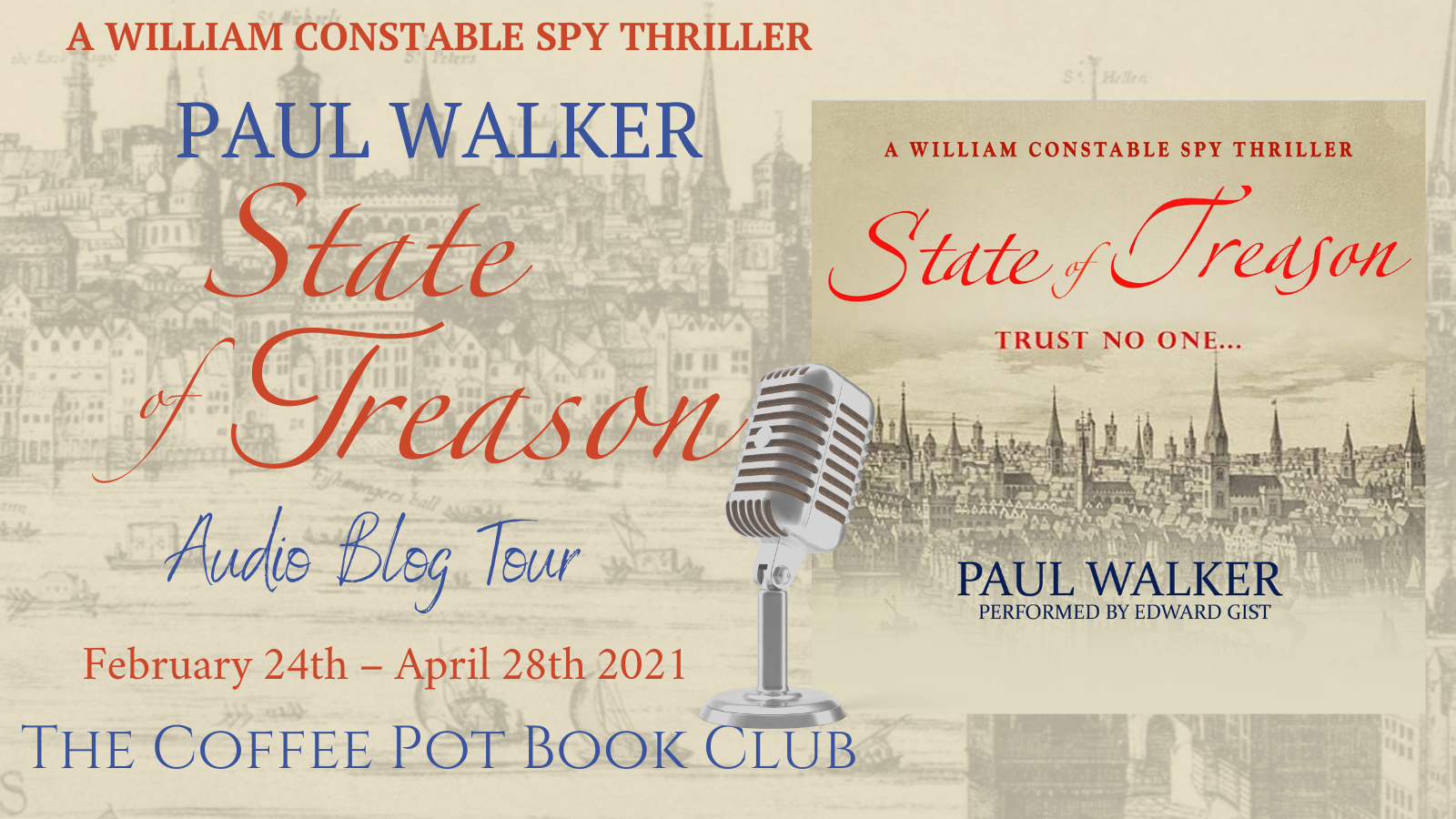 State of Treason Tour Banner