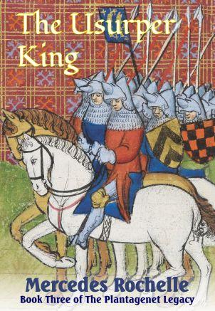 The Usurper King cover